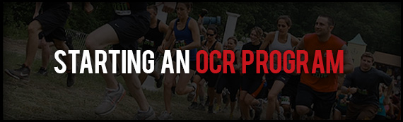 3 Tips for starting an OCR Program